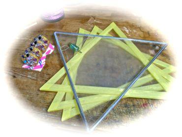 三角錐ピラミッド