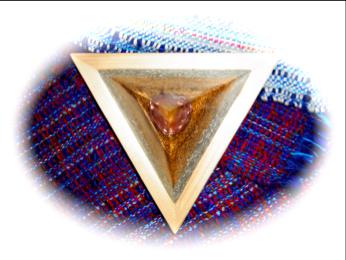 正四面体ピラミッド