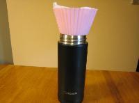 シリコンカップのマイボトル用ドリッパー