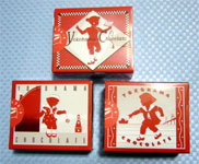 横浜チョコレート「赤い靴」箱3タイプ