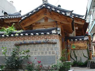 北村・Tea ゲストハウス1