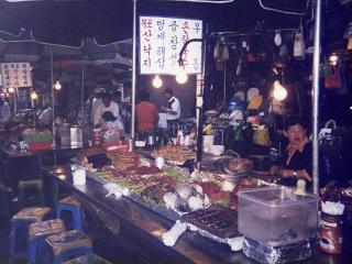 南大門市場・10年前