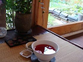 三清洞・伝統茶店3