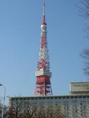 東京タワー&東プリ