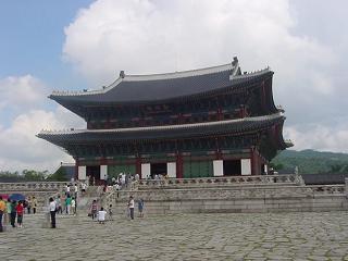 景福宮・勤政殿1