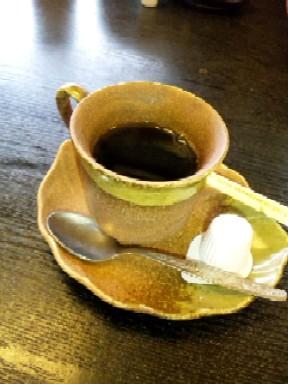 山かつ亭*コーヒー