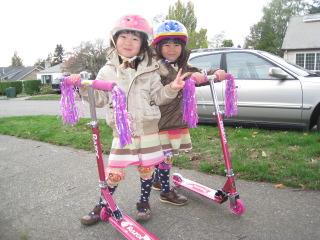 双子ママの生活 in Seattle