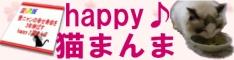 愛猫の幸せ寿命を3年延ばすhappy♪猫まんま