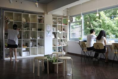 韓国 ソウル カフェ