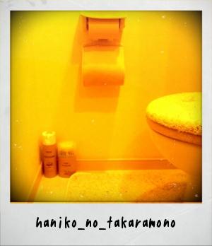 トイレ ラベル