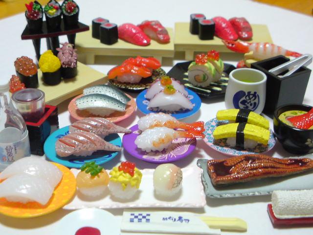 リーメント寿司セット