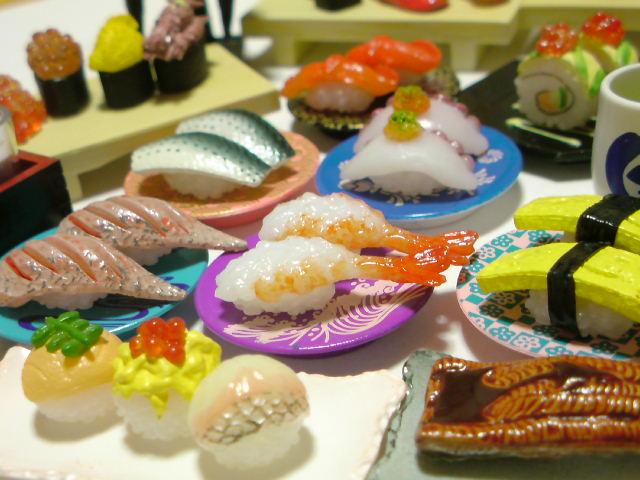 リーメント寿司セットアップ