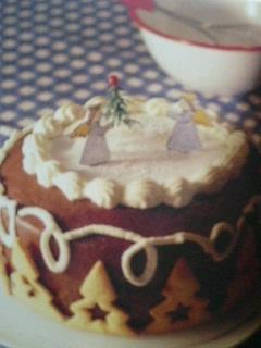 ぐりぐらケーキ