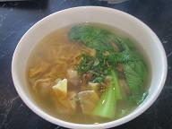 CafeChinaワンタン3