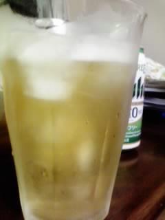 発泡酒も最後までおいしく飲める!氷ビール