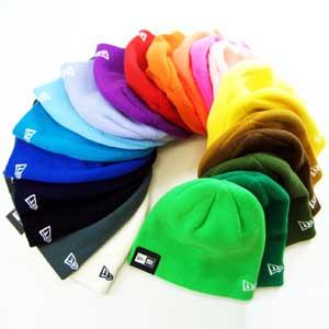 New Era Knit Cap SKULL KNIT