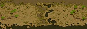 ナラダ平原 2つの丘