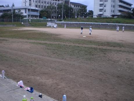 福知山成美女子野球2010.10.8