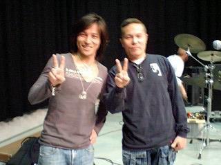 with Hiyama-san