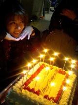 ティナさんの誕生日