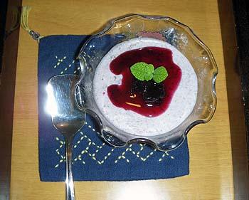 菜の花デザート