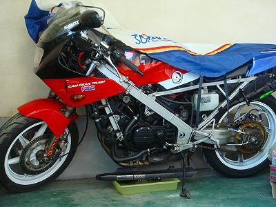 VFR400R  20歳