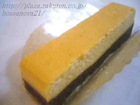 ハニーベイクドチーズケーキ