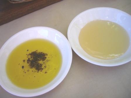 オリーブオイル 蜂蜜