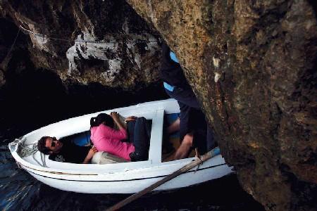 grotta ingresso