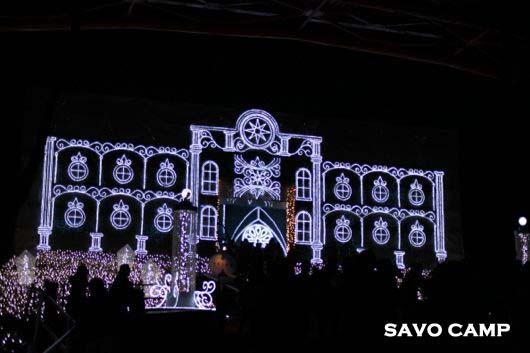 イルミリオン(光の大聖堂)