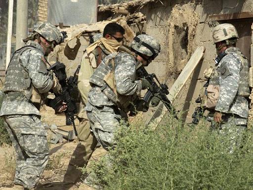 米陸軍ACU新型迷彩服