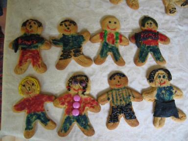 gingerfamily S