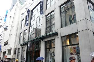 渋谷GAP