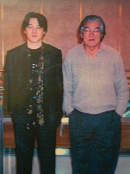 三國連太郎氏1994