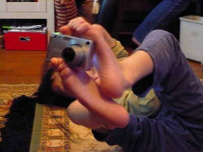 JION Taking a picture
