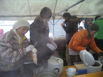 寒鱈まつり2012