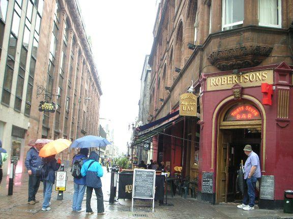 17)雨のローズストリート
