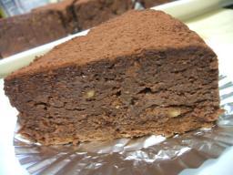 リメイクチョコレートケーキ♪