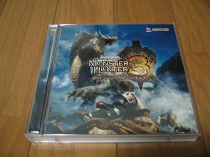 MH3 サウンドトラック