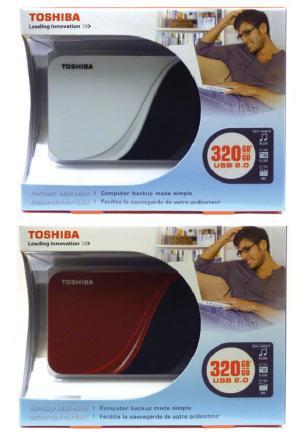 TOSHIBA320GBHDD