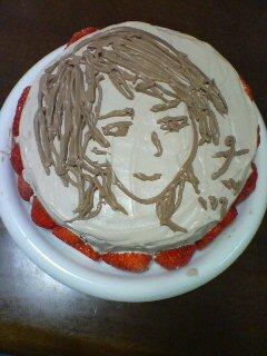 プリキュア・ナッツ(つっちゃん7歳誕生日ケーキ)