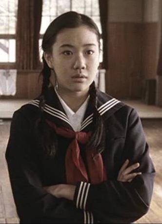 蒼井優フラガール セーラー服 拘束 高校教師