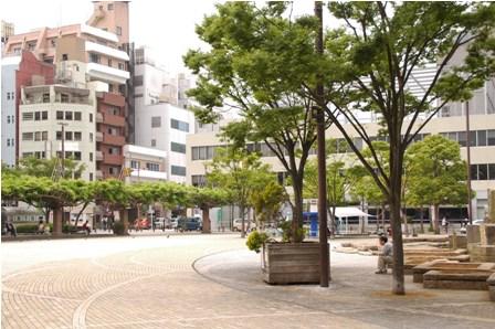 市役所前公園2 11.5.30