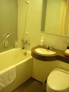 きれいなお風呂・広いお風呂★品川ホテル