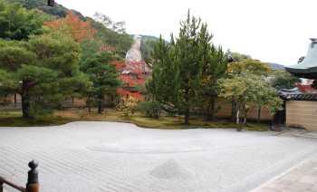 高台寺 庭園 霊山観音