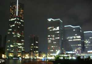 横浜ランドマークタワー & クインズスクエア