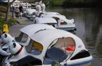 イングランドの丘★サイクルボート