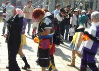 神戸ハロウィンパレード1