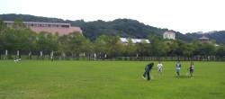 しあわせの村芝生広場