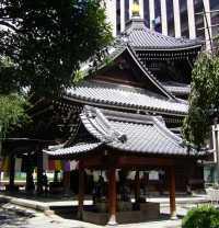 京都六角堂